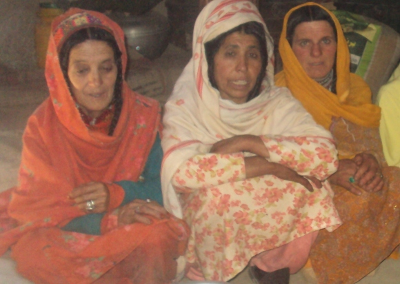 My Mom,Tai ammi and My Sis
